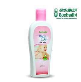 OUSHADHI BABY OIL