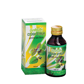 OUSHADHI COUGH SYRUP